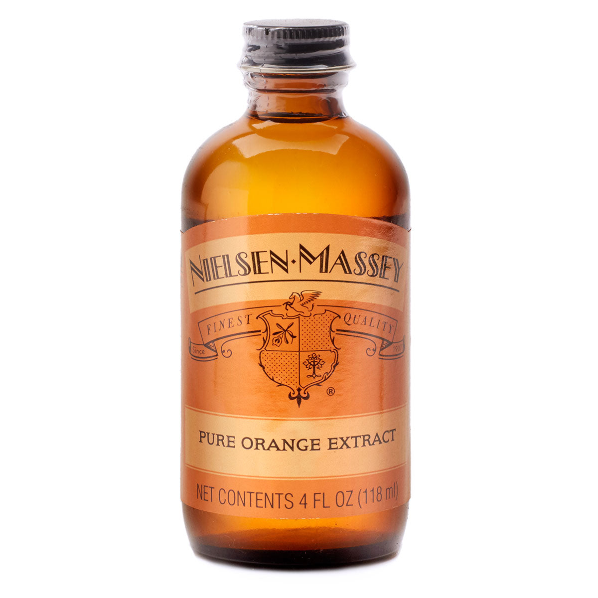 Flavor Nielsen Massey's Orange Extract 4oz