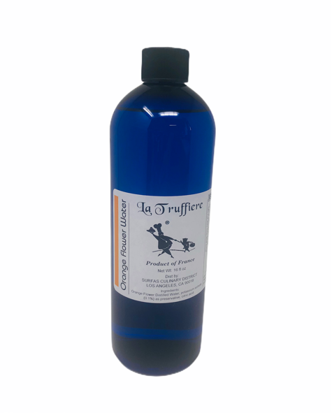 Orange Flower Water La Truffiere 16oz