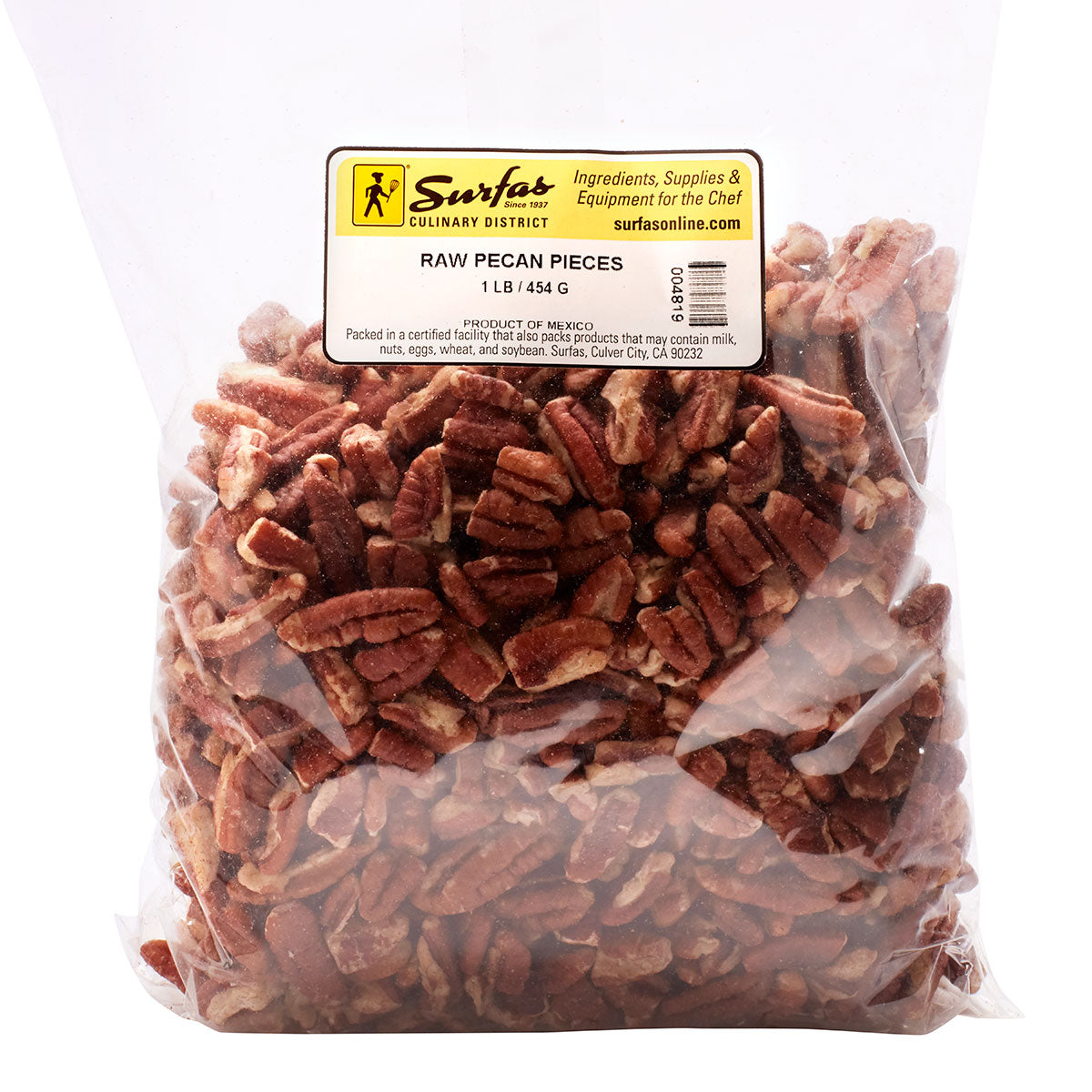 Pecan Pieces Raw 1lb