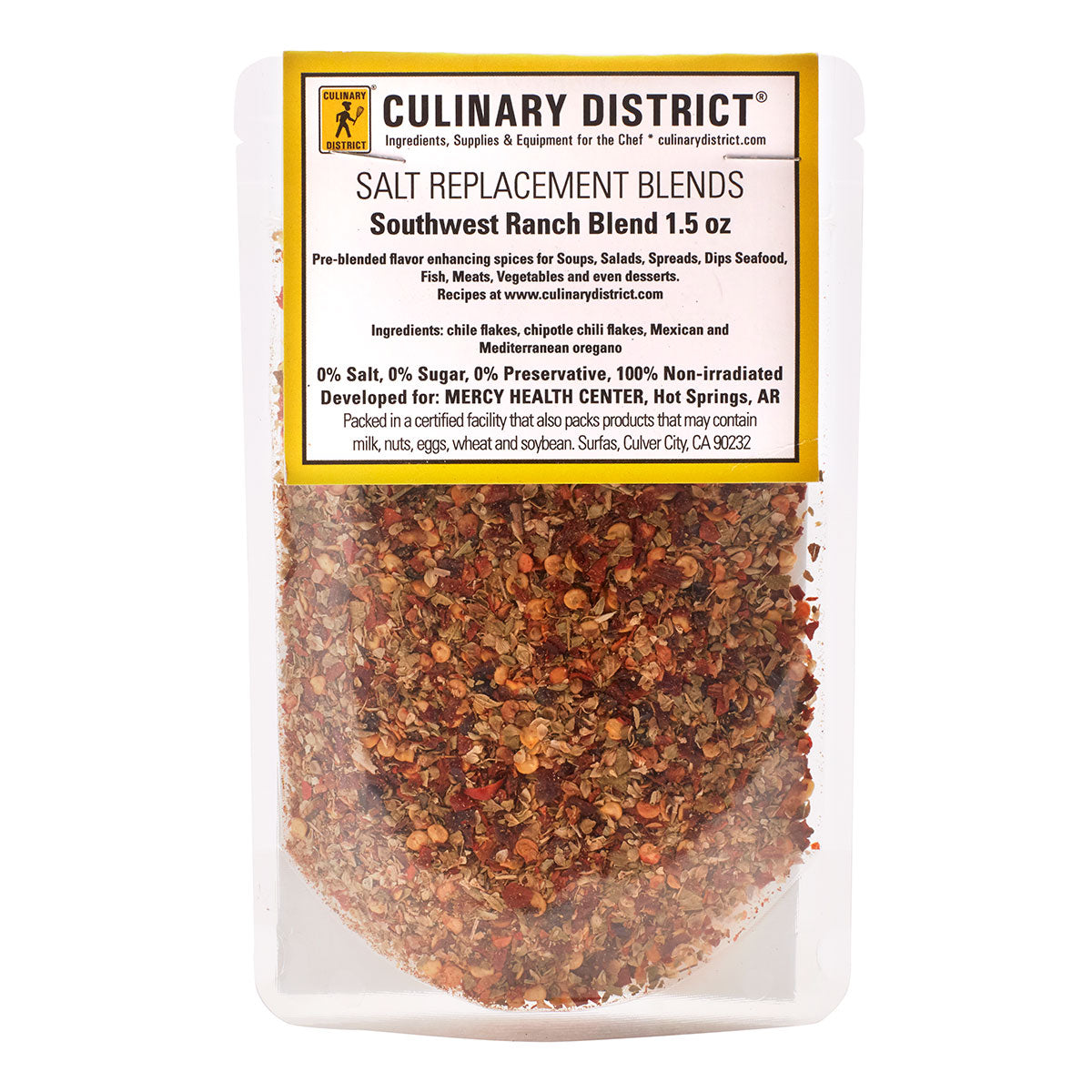 Southwest Ranch Spice Blend 1.5oz