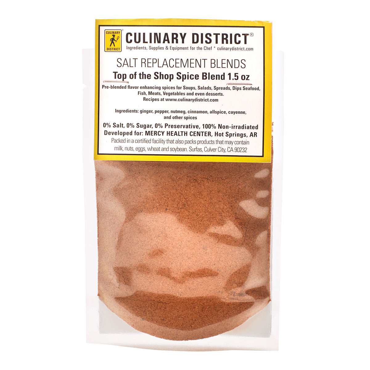 Top of the Shop Spice Blend 1.5oz