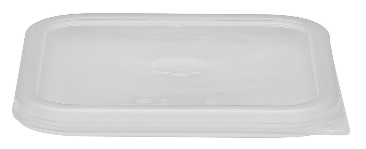 FOOD SQ SEAL COVER 2/4QT