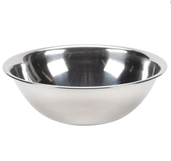 Bowl Mixing 3qt Stainless Steel