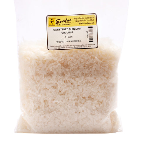 Coconut Shredded Sweet 1lb