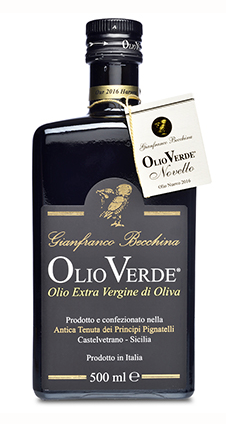 Oil Olio Verde Olive 500ml