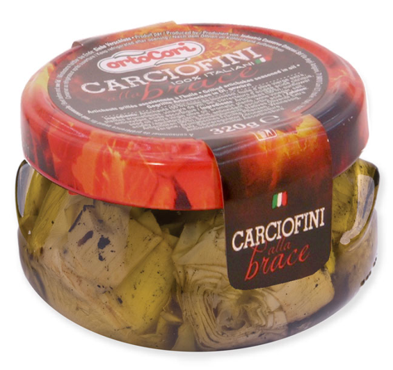 Ortocori Artichoke Whole 11 oz