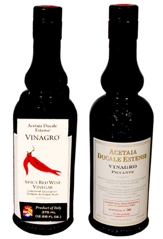 Vinegar Acetaia Spicy Wine 375ml