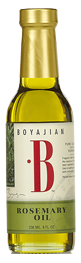 Oil Boyajian Rosemary 8oz