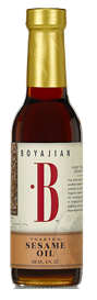 Boyajian Toasted Sesame Oil 8oz