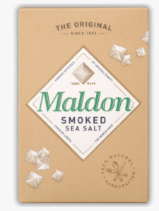 Maldon Hardwood Smoked Salt 4.4oz