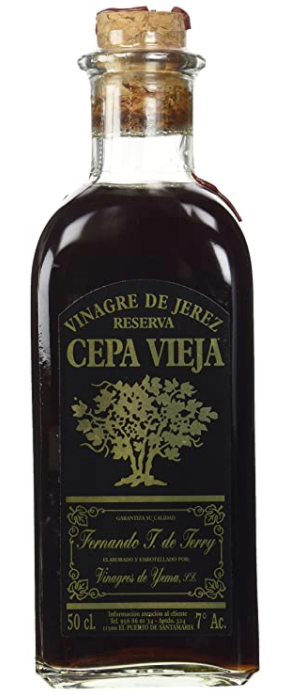 Vinegar Cepa Vieja Sherry 500ml