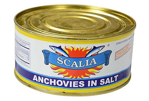 Scalia Anchovies In Salt