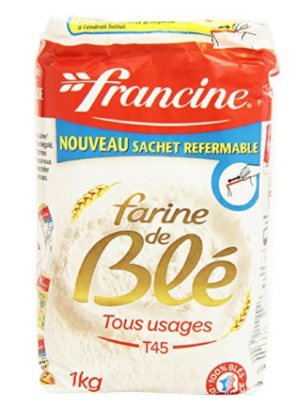 Francine All Purpose Flour T45 2.2lbs