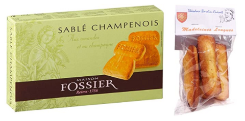 Cookie Fossier Sable Champenois