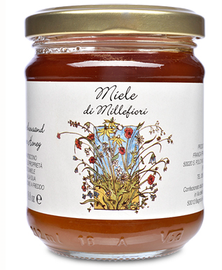 Franzoni Millefiori Honey 250g