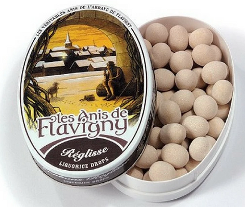 Candy Anis Flavigny Licorice 1.8oz