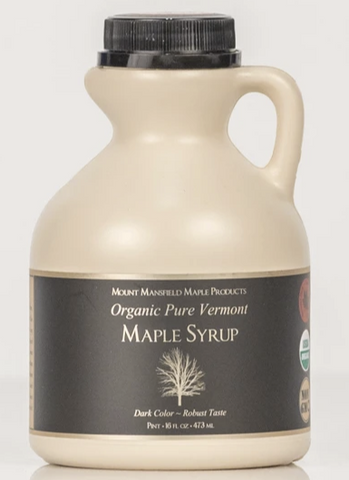 Syrup Mansfield Dark Robust 16oz