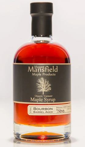 Syrup Mansfield Barrel Aged 375ml