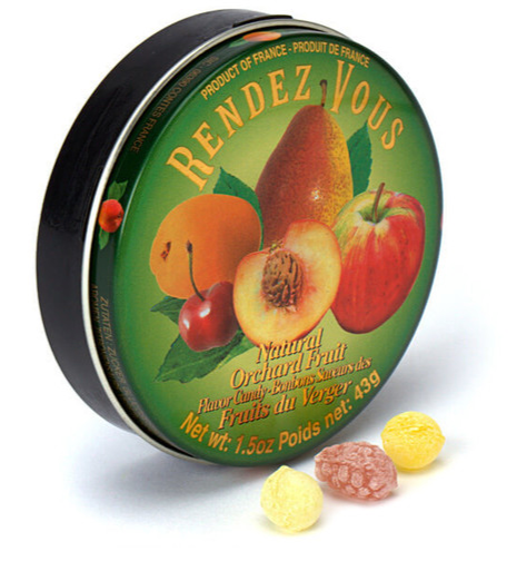 Candy Rendez Orchard 43g