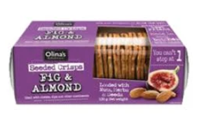 Cracker Olina's Fig & Almond 5.3oz