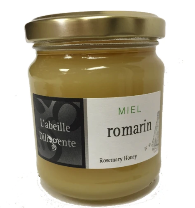 Honey Abeille Rosemary 250g