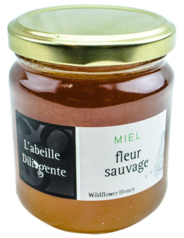 Honey Abeille Wild Flower 250g