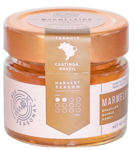 Honey Bee Seasonal Marmeleiro 4oz