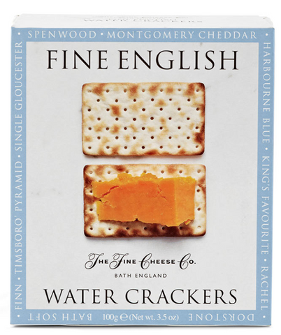Cracker Fine English Water Crackers 3.5oz