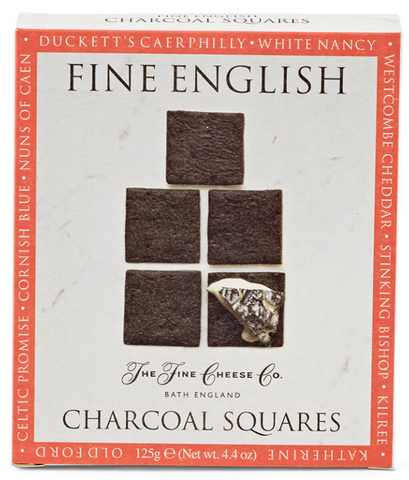 Cracker Fine English Charcoal Squares 4.4oz