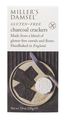 Cracker Millers Charcoal Gluten Free 3.9oz