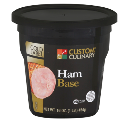 Base Custom Culinary Gold Label Ham 1lbs
