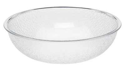Bowl Plastic Pebbled 23in