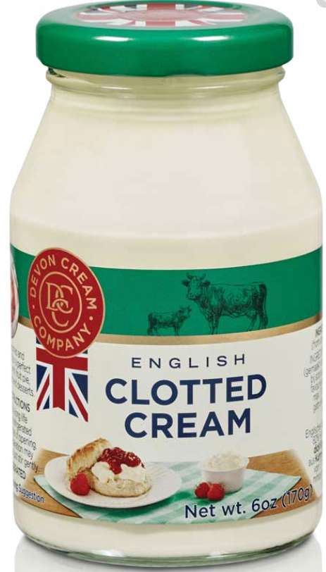 Devon Clotted Cream 6oz