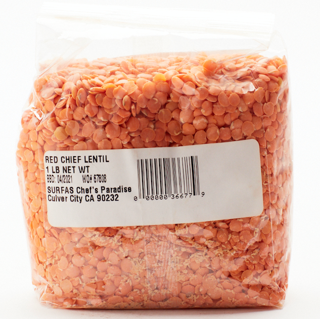 Lentils Red Chief 1lb