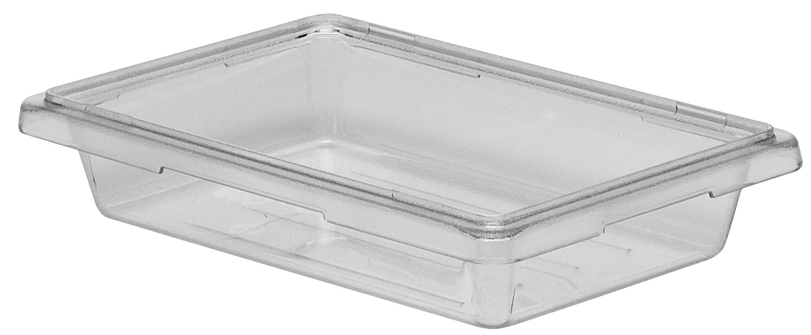 Food Box Clear 12 X 18 X 3-1/2 Cambro