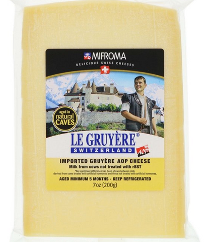 Cheese Miforma Gruyere Aged 7oz