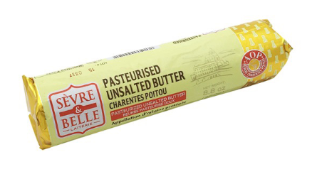 Butter Sevre Belle Roll 8.8oz