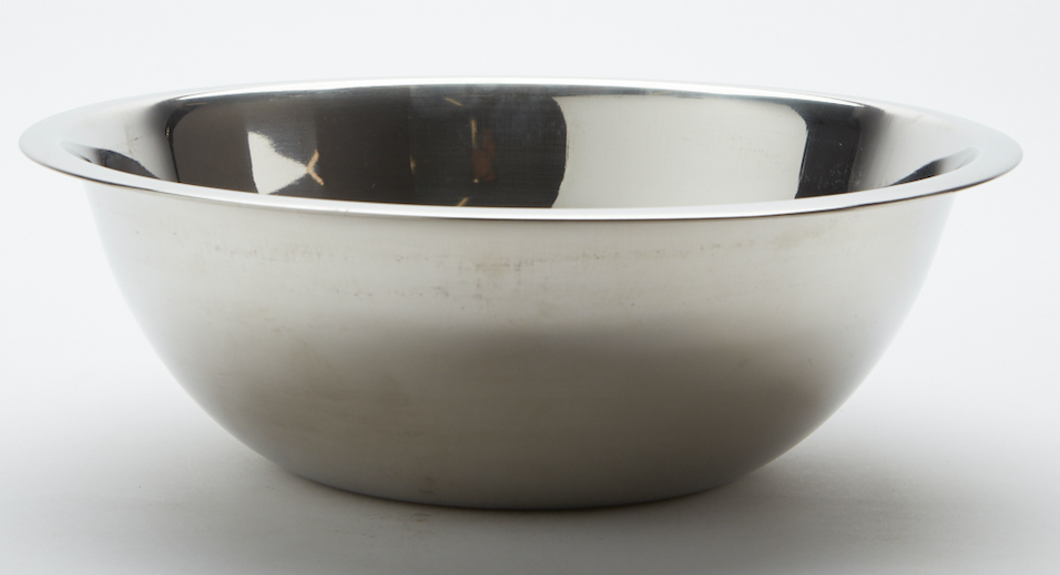 Bowl Mixing 13qt Stainless Steel