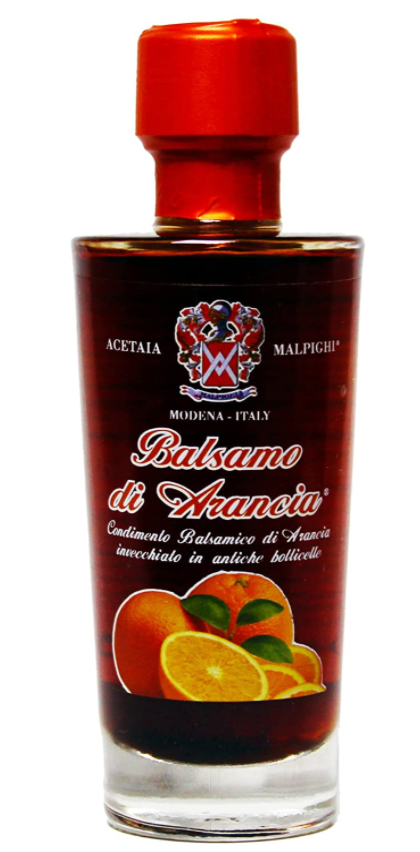 Vinegar Malpighi Orange 100ml