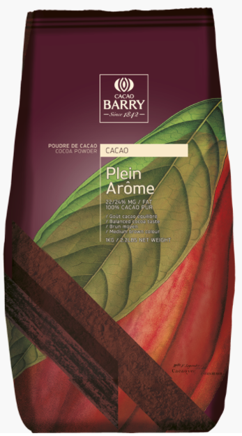 Choc Cocoa Powder Plain Arome
