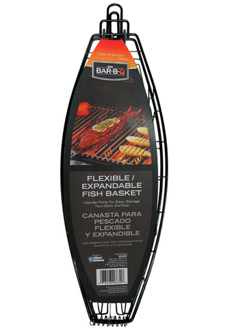 Grill Basket Fish  N/S