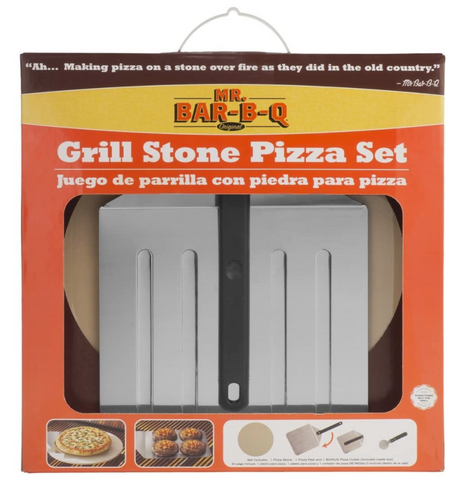 Pizza stone kit