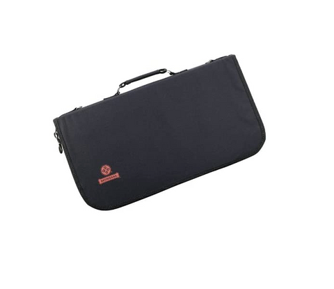 Knife Bag 17PC Black