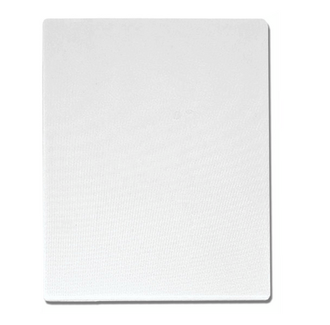 Cutting Board Polyethylene 15x20 White