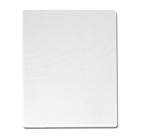 Cutting Board Polyethylene 12x18 White