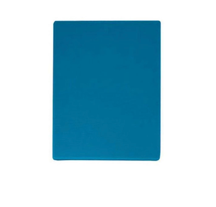 Cutting Board Polyethylene 12x18 Blue