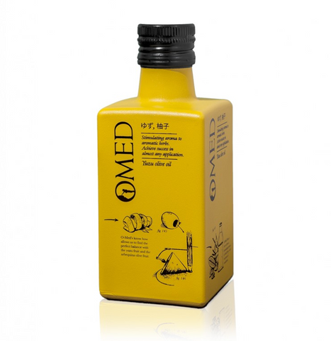 Oil OMed Olive Yuzu 250ml