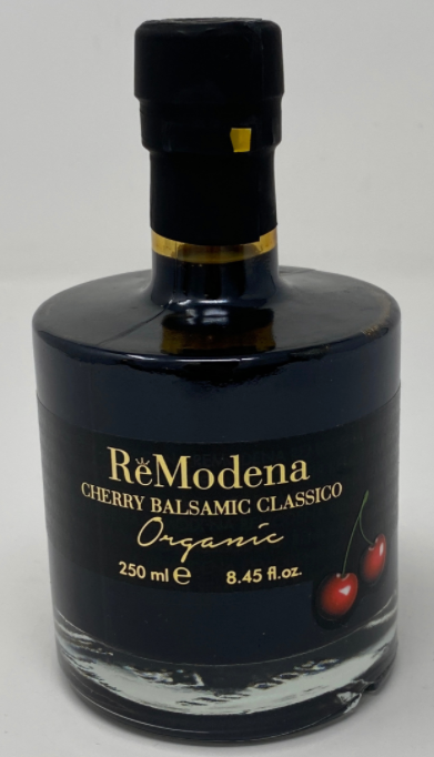 Vinegar ReModena Organic Cherry Balsamic 250ml