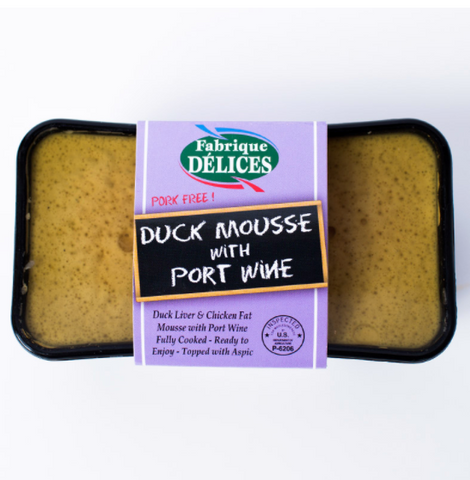 Mousse Fabrique Duck w Port 7oz