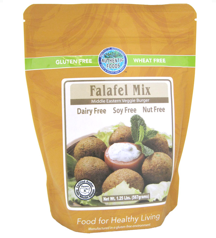Authentic Foods Falafel Mix Gluten Free